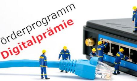 7.000 EUR - BRV akquiriert IT- Förderung