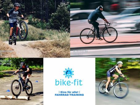 """Berlin bildet und aus: """"Bike-Fit  Fahrrad-Coach"""" und """"Trainer-D Mountain Bike"""""""