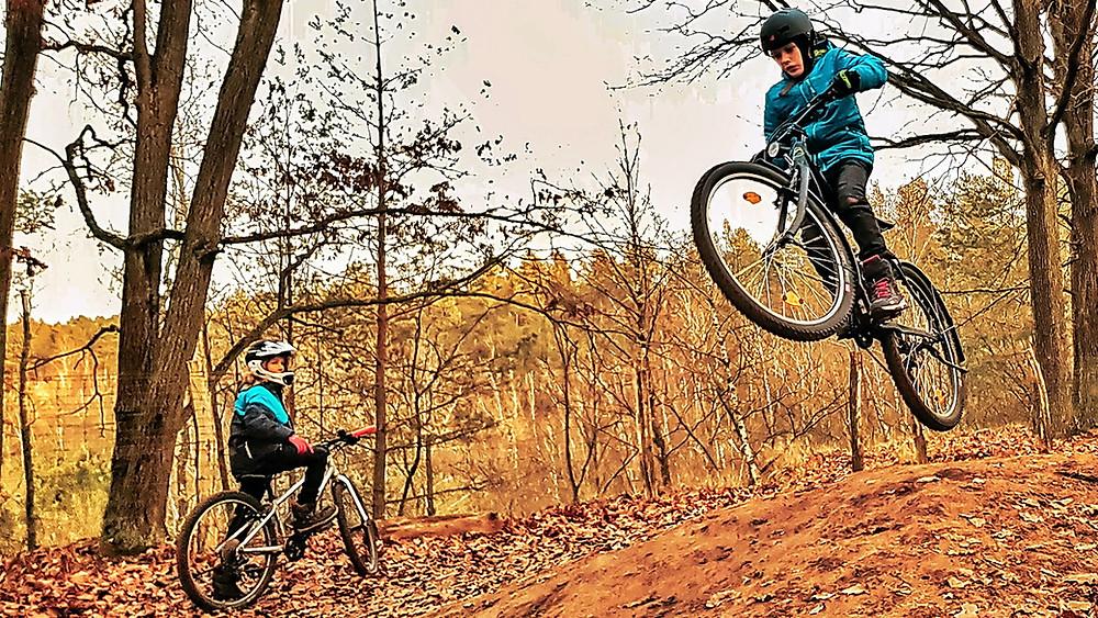Bike-Fit - Sprung in die Mobilität