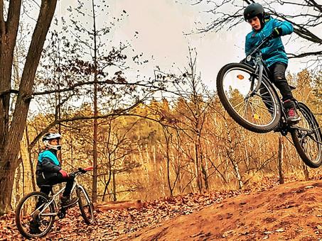 Sprung in die Mobilität - BRV fördert bike-fit- Nachwuchs