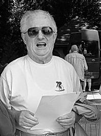 Dieter von der Heyde ©Christine Mähler