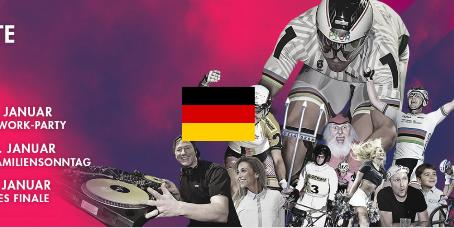 Berlin Cup  im Rahmen der 109. Berliner Six Days Permanance und Zeitplane