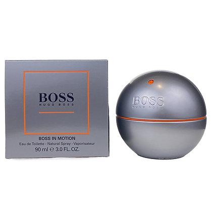 Hugo Boss Boss In Motion Eau De Toilette Men's Perfume Spray