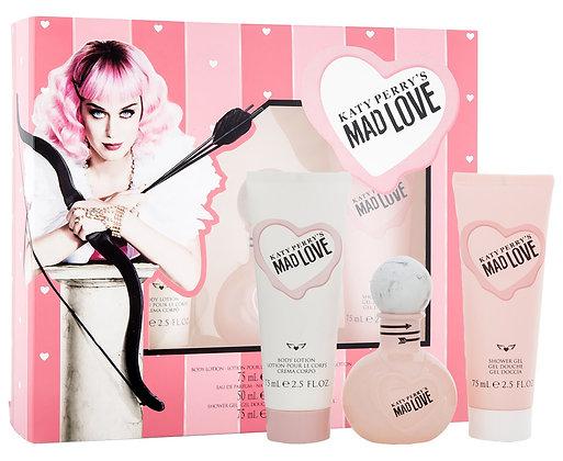 Katy Perry Mad Love Eau De Parfum Fragrance Women Gift Set