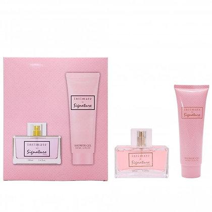 Intimate by Signature London Eau de Parfum Fragrance Spray and Shower Gel Women's Gift Set