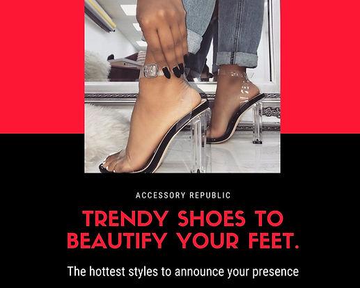 Women Shoes in Lagos, Nigeria | Accessory Republic