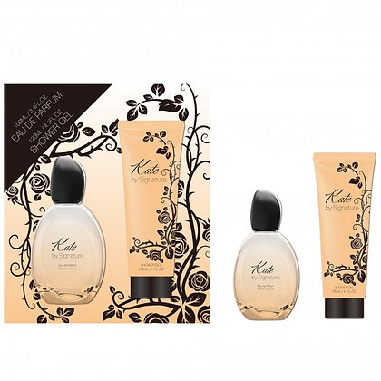 Kate by Signature London Eau De Parfum Fragrance Spray and Shower Gel Women's Gift Set