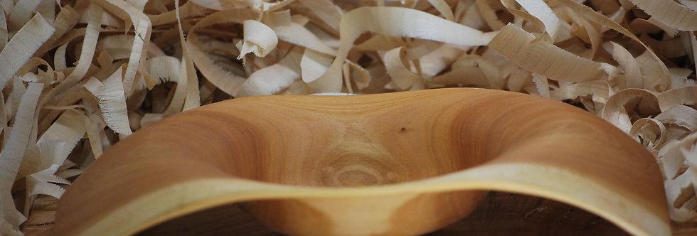 Cerisier à rebord naturel  L 280 l165 H48 mm. Pièce unique