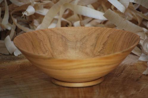 Saladier en bois de cerisier Ø190 H65