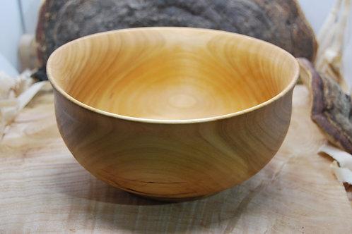 Saladier en bois de merisier Ø210 H100 mm