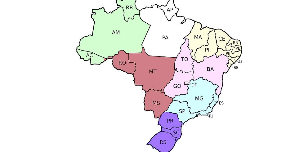 Modificando a Frequência do Brasil e  Olhando para o Campo Mórfico das Epidemias