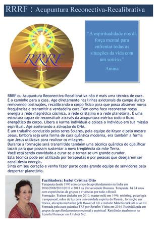 RRRF e Ativação do Corpo de Luz