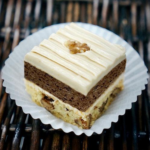 Keto Coffee Walnut Teacake - 2pcs set