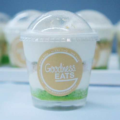 Keto Ondeh Cream Cup