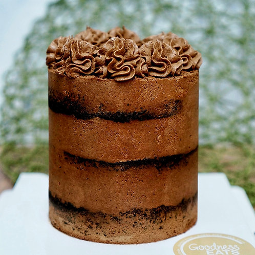 Custom Cake: Keto Naked Cake