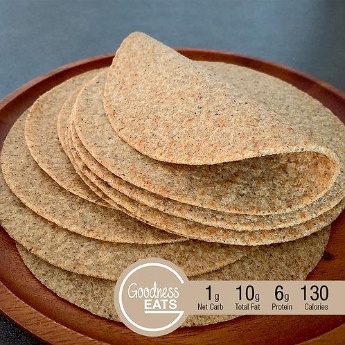 Keto Tortillas