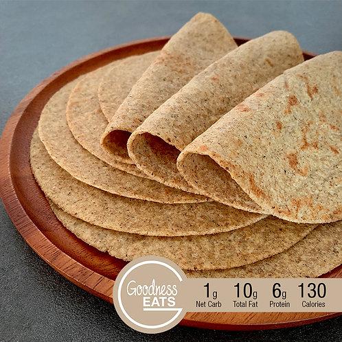 Keto Tortillas (Nut-Free)