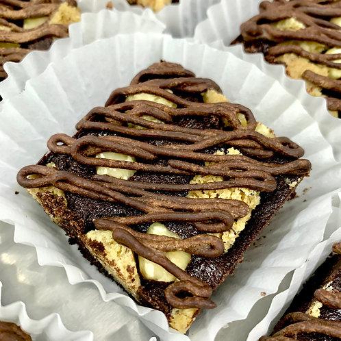 Brookie Brownies - Rocher Hazelnut