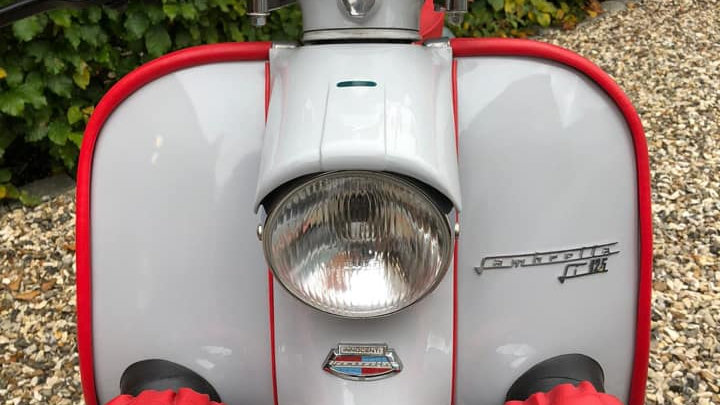 "Italian made ""Torino"" screen for Vespa/Lambretta"