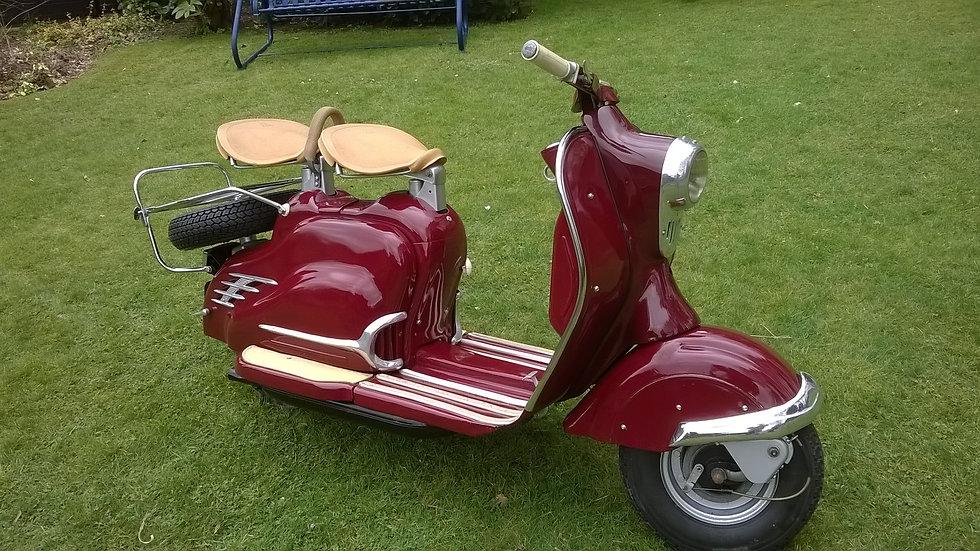 1958 NSU Prima D 150cc