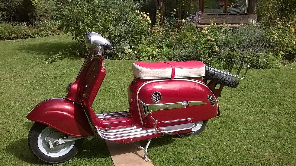 1960 Durkopp Diana Sport 200cc