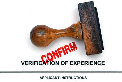 Employment Verifications