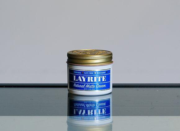 Latrite Natural Matte Cream