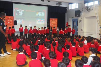 First London School!