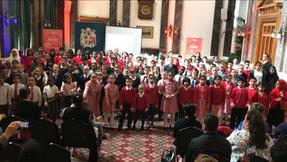 Joint Choir Performance!