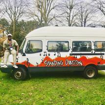 Standing Ovation Minibus