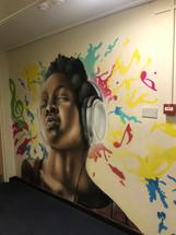 Spray paint artwork!