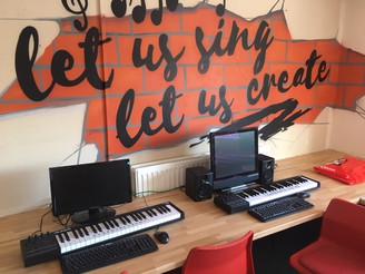 Music Tech Room