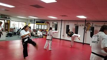 Black Belt Classes