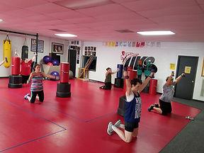 Kickbox Aerobics