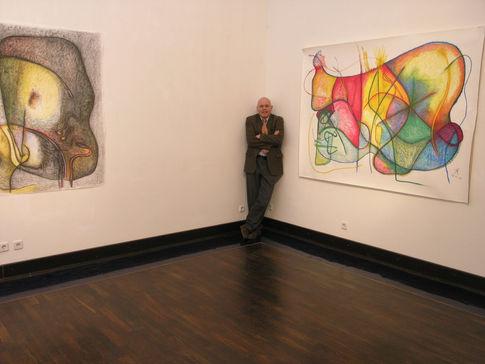 """Expo in the Gallery """"Berlin am Meer"""", Berlin"""