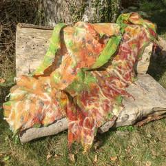 Large Merino wraps