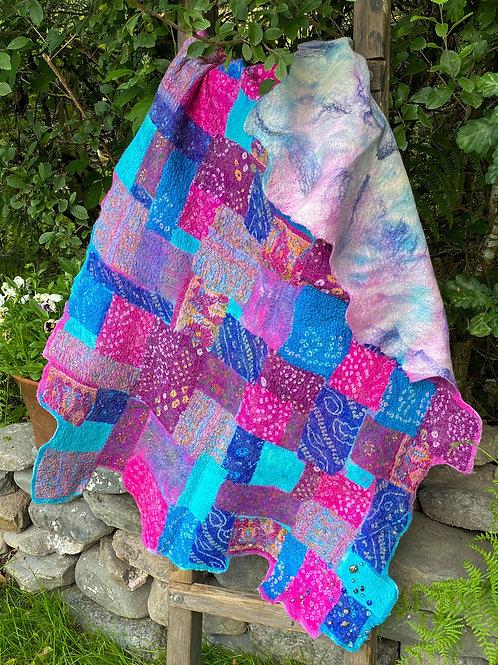 Boho patchwork