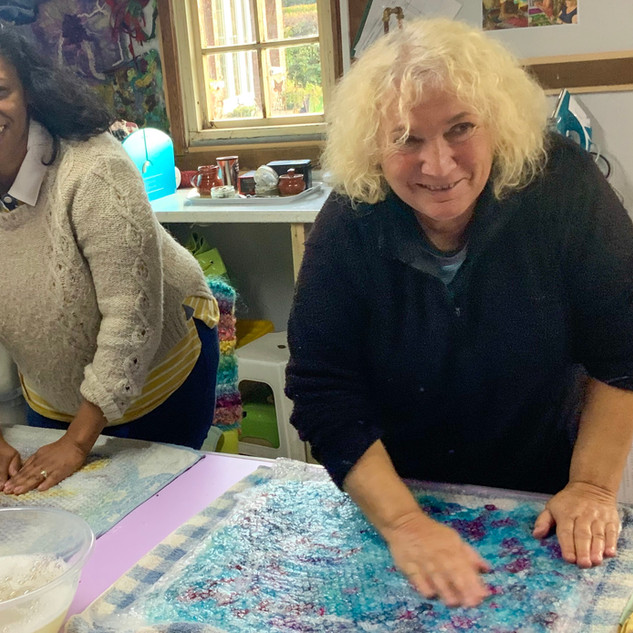 wet felting workshop 10.JPG