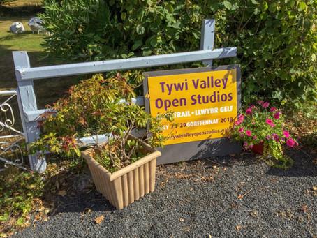 Tywi Valley Open Studios day 4