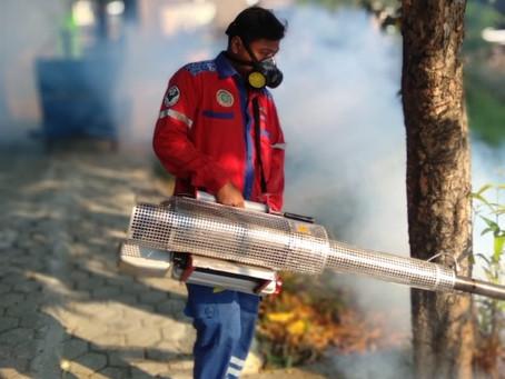 Metode Fogging Yang Tepat dan Sanitasi Lingkungan