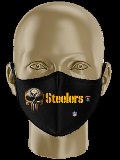 Steelers skull
