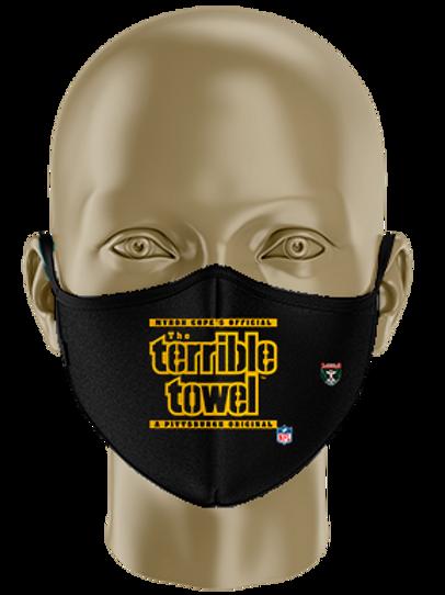 The Terrible towel Black