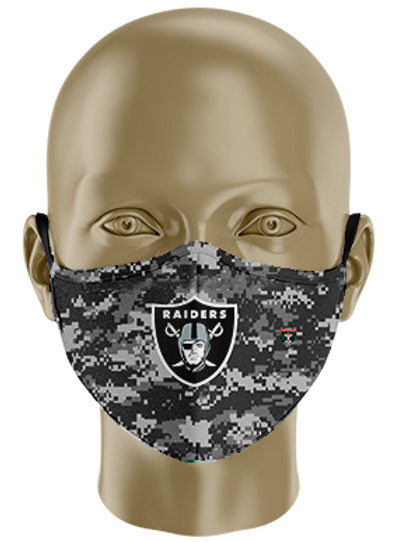 Raiders Camo