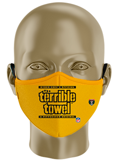 The Terrible towel Yellow