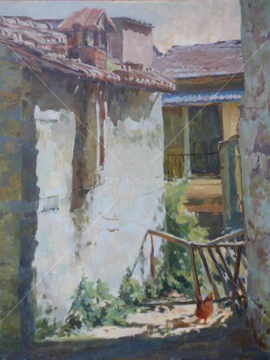 Farm, Cotto, Tuscany, Oil 2015