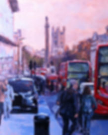 Peter Rossington Artist London