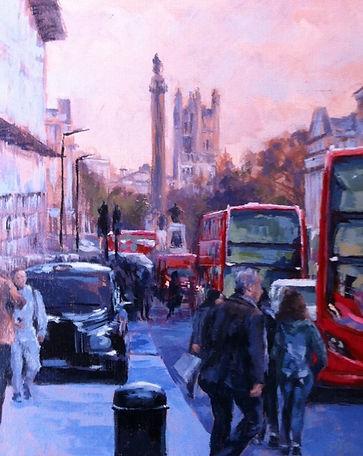 Peter Rossington Artist London