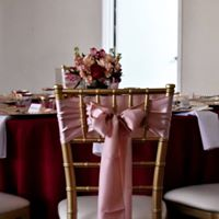 Upgrade to Chiavari Chairs
