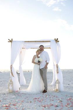 Florida Beach Wedding Package