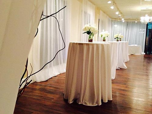 Micro Wedding Ceremony & Cocktail Reception